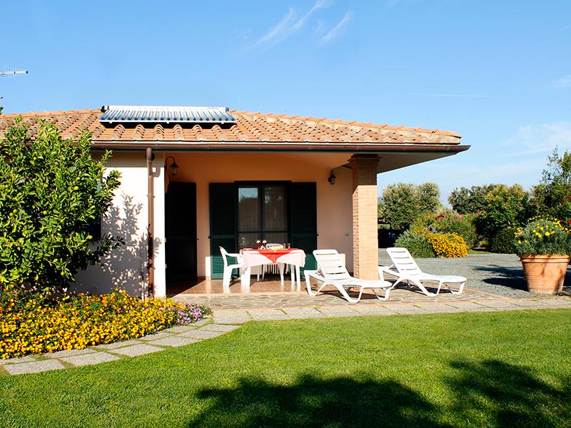 Appartamento SOLE Castiglione della Pescaia Appartamenti, Agriturismo Bocci